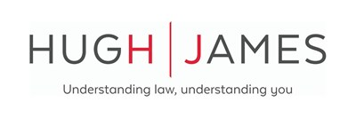 Logo for Hugh James