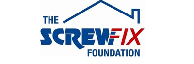 logo for Screwfix Foundation